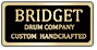 Logo for Bridget Drums Company of Canada