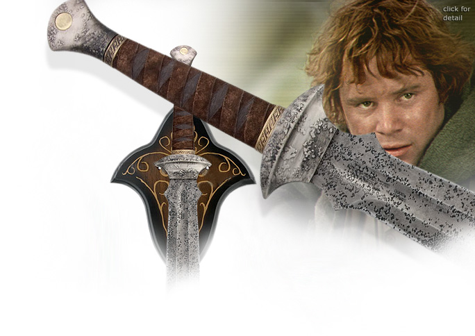 NobleWares Image of Lord of the Rings Museum Collection Limited Edition Sword of Sam UC2614MC from United Cutlery