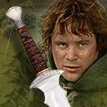 Lord of the Rings Herugrim Sword of King Theoden and wall display UC1370ABNB from United Cutlery