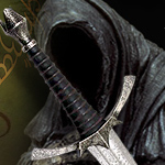 The Hobbit Lord of the Rings UC2990 Witch King Dagger Blade of the Nazgul by United Cutlery