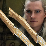 UC3001 Fighting Knives of Legolas Greenleaf prop replica from The Hobbit licensed product by United Cutlery