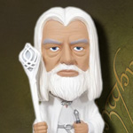 Lord of the Rings FU2058 Gandalf the White Bobble Head by Funko
