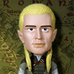 Lord of the Rings FU2059 Legolas Bobble Head by Funko