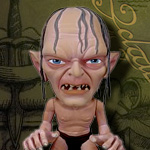 Lord of the Rings FU2062 Gollum Bobble Head by Funko