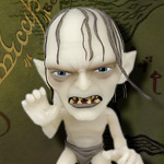 Lord of the Rings FU2062CC Exclusive Glow in the Dark Gollum Bobble Head by Funko