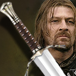 Sword of Boromir detailed info UC1400