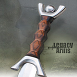 IP-084 Celtic Anthropomorphic Sword and scabbard by Legacy Arms