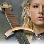 Officially Licensed Viking Sword SH8001 and Scabbard SH8011 of Lagertha by Shadow Cutlery