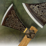 Viking Mammen Axe XH2041 by CAS HANWEI