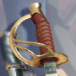 Civil War Confederate Officer's Sword 06-814