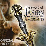 the sword of Jason and the Argonauts