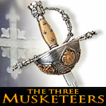 Sword of the Three Musketeers K-1142