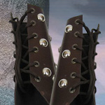 Leather Arm Guard set IR80737A by IOTC