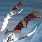 Gil Hibben Dragon Lord Knife GH898 by United Cutlery
