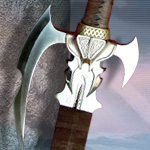 Kit Rae Avoloch Sword of Enethia model KR0038 by United Cutlery