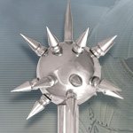 Medieval Military Spiked Mace BK1807 by BK