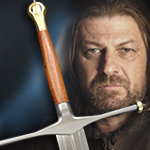 Officially Licensed Game of Thrones Ice Sword of Eddard Stark VS0109 by Valyrian Steel