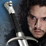 Officially Licensed Game of Thrones Longclaw Sword of Jon Snow VS0106 by Valyrian Steel