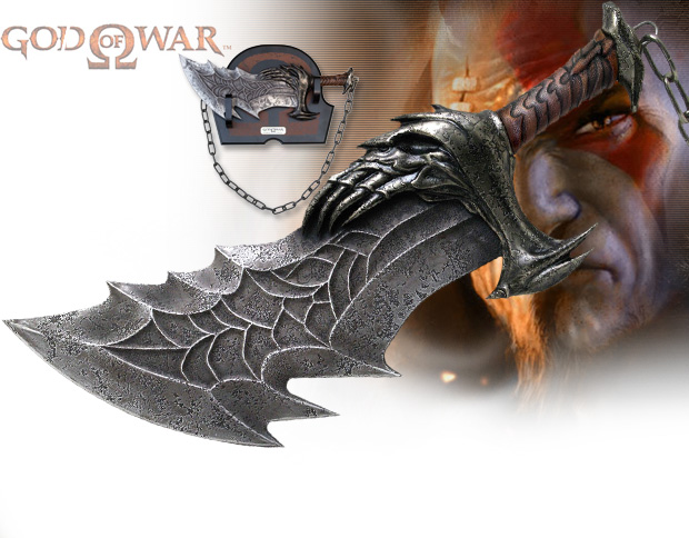 NobleWares Image of UC2667 Blade of Kratos God of War Limited Edition by United Cutlery