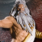God Of War Series 1 Zeus Action Figure by DC Direct Unlimited