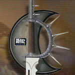 United Cutlery UC1193 F.A.K.K.2  Sword - Heavy Metal Collection.