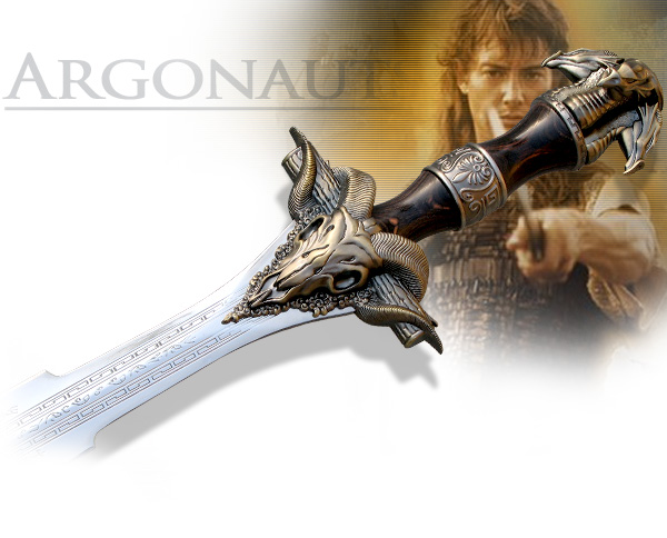 NobleWares Image of UC1416 Sword of Jason and the Argonauts by United Cutlery