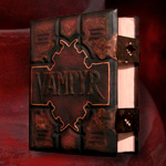 Factory X Vampyr Book  Replica Keepsake Box from Buffy the Vampire Slayer