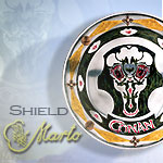 030 Shield of Conan  by Marto