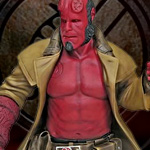 GE11242 Hellboy II Mini Bust by Gentle Giant Limited Edition