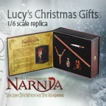 Narnia Lucy's Christmas gifts 1/6 scale replica DS-133