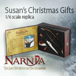 Narnia Susan's Christmas gifts 1/6 scale replica DS-134