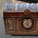 Dead Man's Chest prop Replica from Pirates of the Caribbean