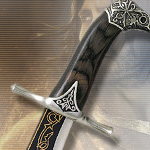 UC2677 Prince of Persia The Sands of Time Black Shamshir of Dastan by United Cutlery
