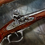 Pirate Blunderbuss Rifle