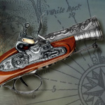 FRENCH BLUNDERBUSS GRAY