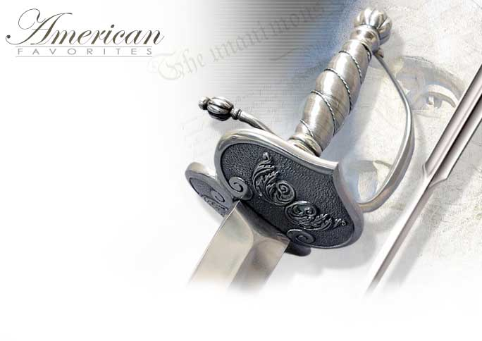 NobleWares Image of Colichemarde Sword 88CLMS & Dagger 88CLMD by Cold Steel