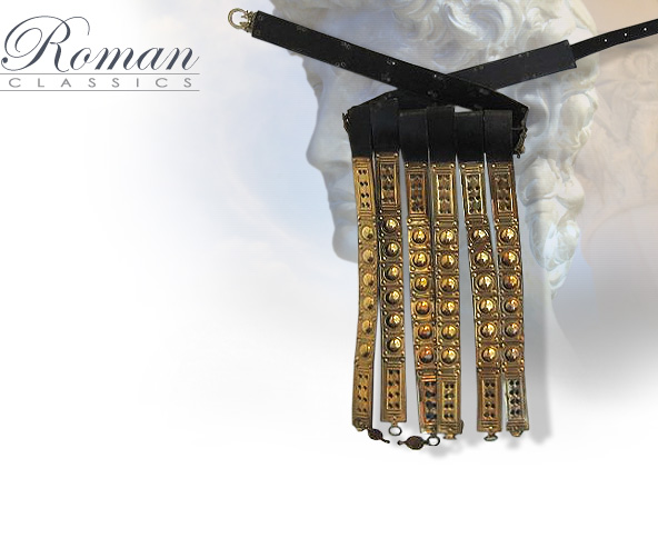 Image of IR80724 Roman Leather Belt Balteus