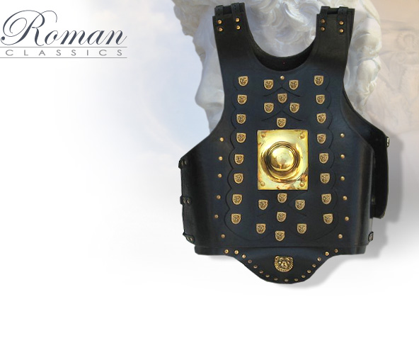 Image of IR80719 Leather Armor Cuirass