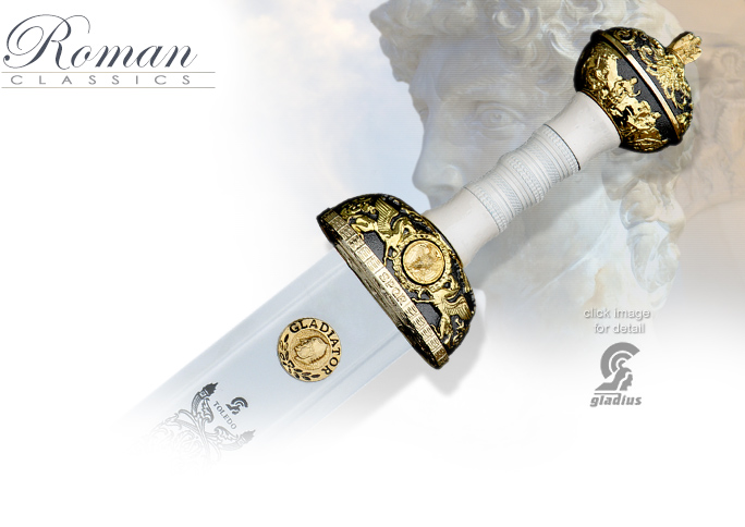 Image of Gladiator Sword SG200 by Art Gladius of Spain