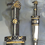 Roman Dagger KCC072S made in China