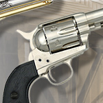 Single Action Army M1873 Fast Draw non-firing replica Revolver 22-1501 by Collector's Armoury
