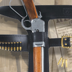 Mare's Leg Holster 22-701 and Non-firing Old West Mare's Leg Rifle 22-1095 by Denix