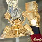 SWORD OF THE GODS TACHI 256 Gold by MARTO OF SPAIN